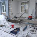 ограждения входной группы Вологда, Ярославль, Москва