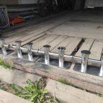 Яхтенное крепежное оборудование