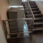 ворота безопасности на лестницу