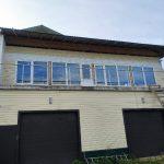 балконные ограждения 4 леера