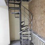 поручни для спиральной лестницы