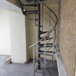 перила для винтовой лестницы, Ярославль