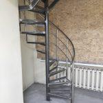 изогнутые поручни для лестниц