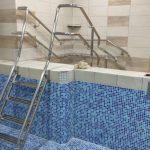 лестница 4 ступени для бассейна